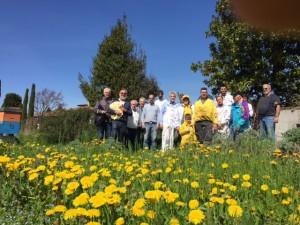 incontro in apiario 14-04-2018